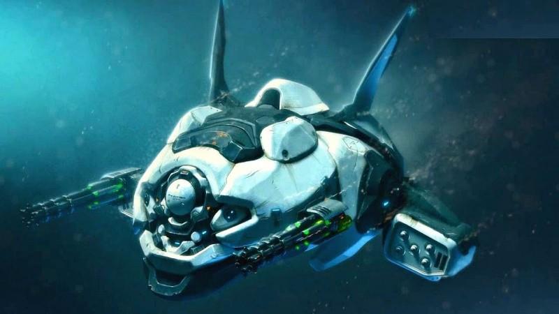 Aquanox Deep Descent (PS4)