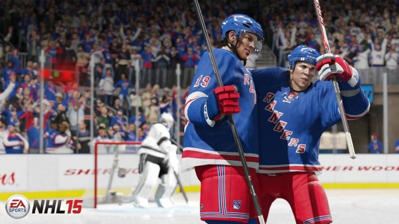 NHL 15 Русская Версия (Xbox One)