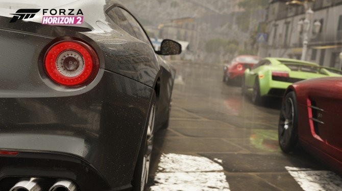 Forza Horizon 2 Русская Версия (Xbox One)
