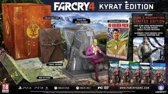 Far Cry 4. Kyrat Edition Русская Версия (Xbox One)