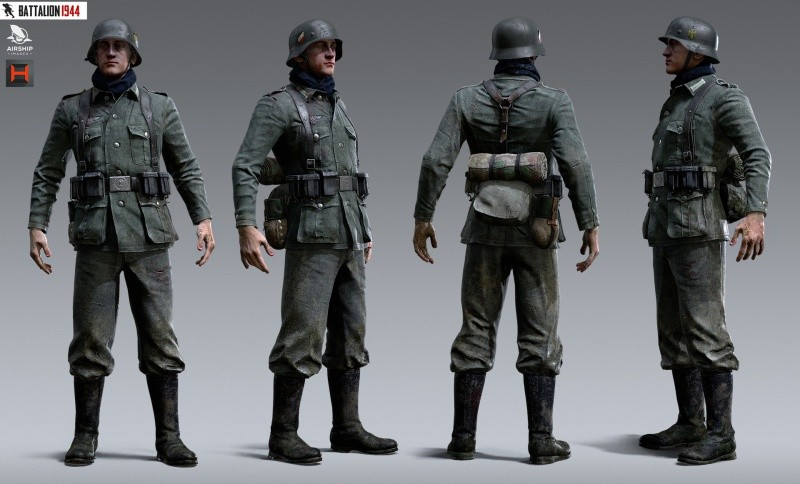 Battalion 1944 (PS4)
