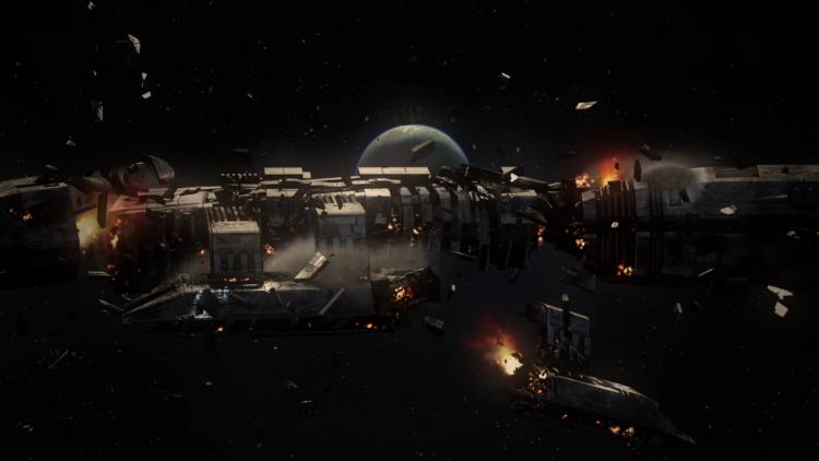 Battlestar Galactica: Deadlock (PS4)
