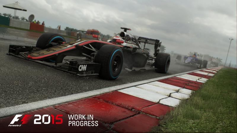 Formula One F1 2015 (Xbox One)