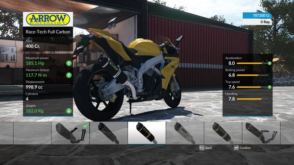 Ride Русская Версия (Xbox One)