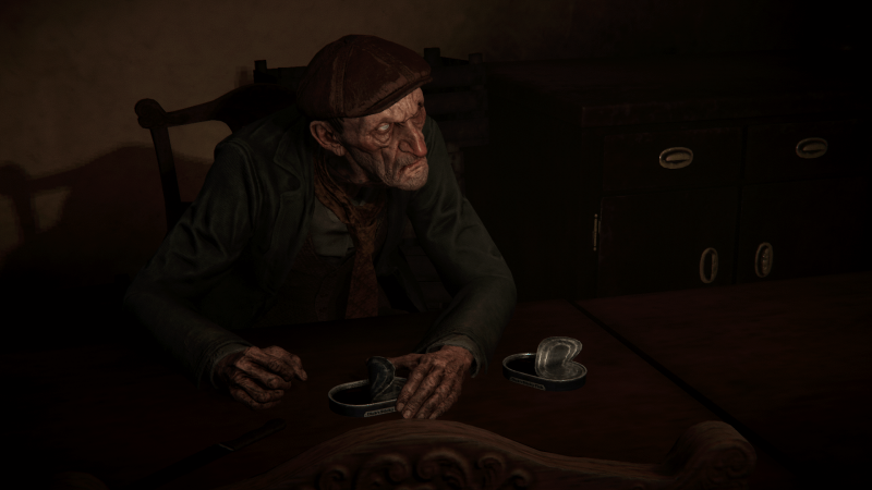 Black Mirror Русская Версия (PS4)