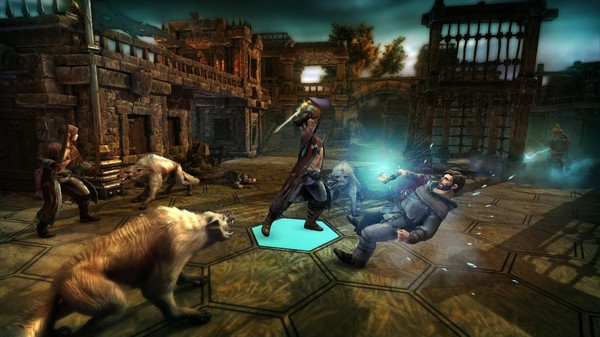 Blackguards 2 Русская Версия (PS4)