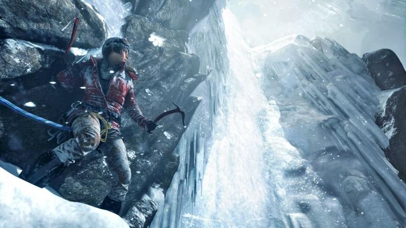 Rise of the Tomb Raider Русская Версия (Xbox One)