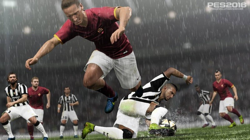 Pro Evolution Soccer 2016 (PES 16) Русская Версия (Xbox One)