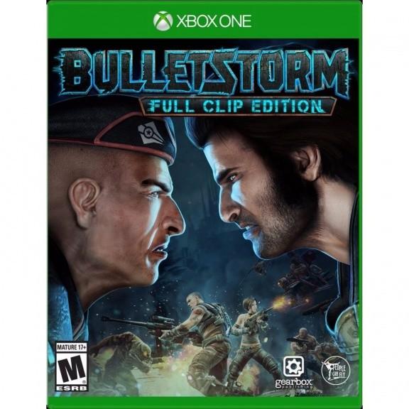Bulletstorm: Full Clip Edition Русская Версия (Xbox One)
