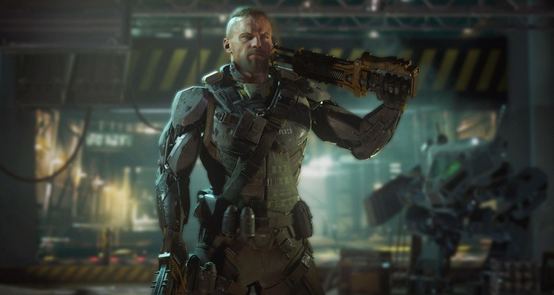 Call of Duty: Black Ops 3 (III) Hardened Edition (Xbox One)