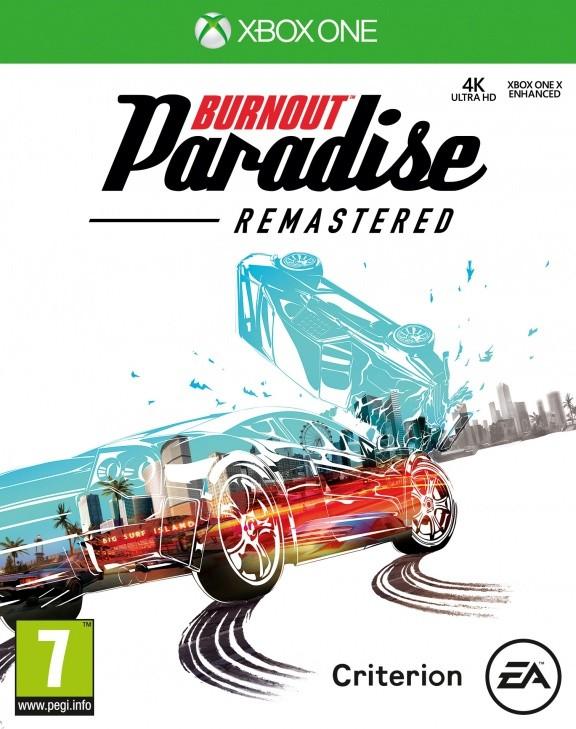 Burnout Paradise Remastered Русская Версия (Xbox One)