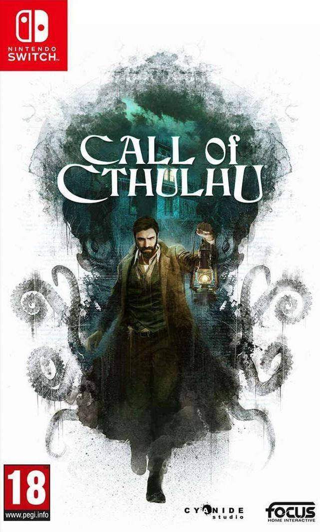 Call of Cthulhu Русская версия (Switch)