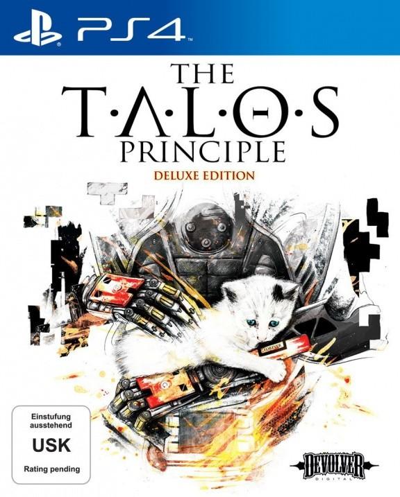 Talos Princilpe Deluxe Edition (PS4)