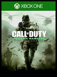 Call of Duty 4: Modern Warfare Remastered Русская Версия (Xbox One)