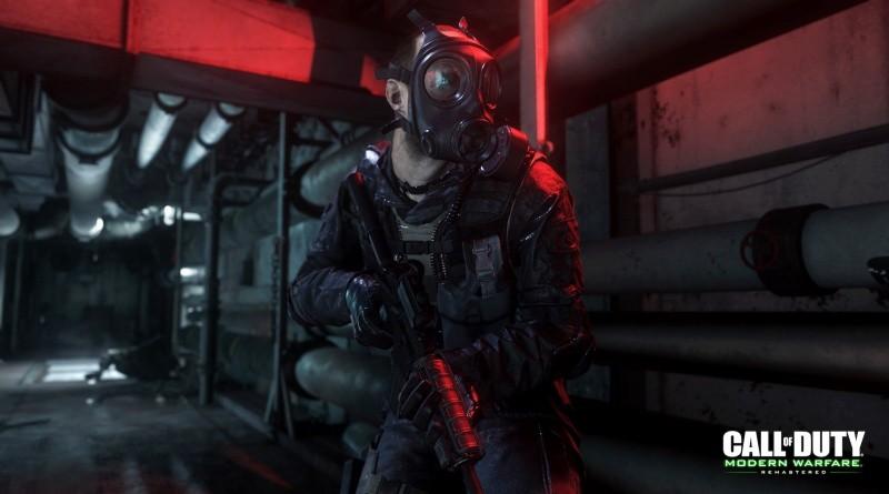 Call of Duty 4: Modern Warfare Remastered Русская Версия (PS4)