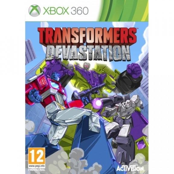 Transformers: Devastation (Xbox 360)