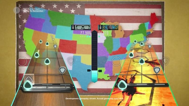 Guitar Hero: Live Bundle (Гитара + игра) (Xbox One)
