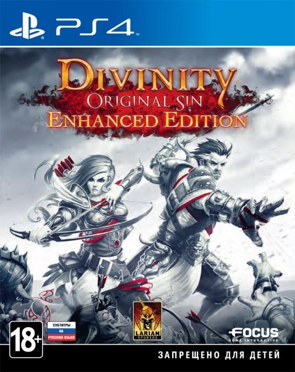 Divinity: Original Sin. Enhanced Edition Русская Версия (PS4)