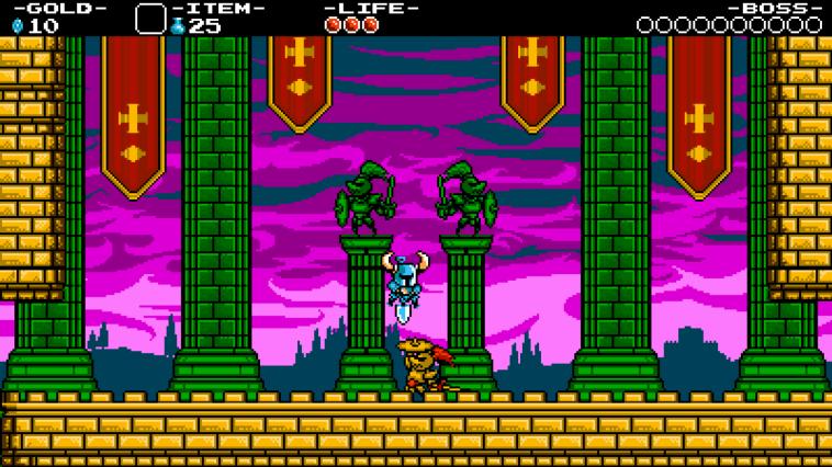 Shovel Knight (Xbox One)