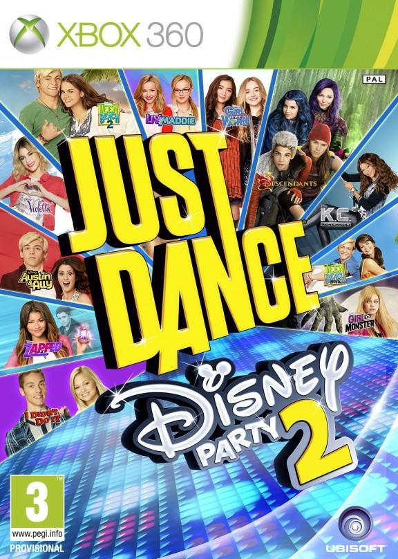 Just Dance. Disney Party 2 (Только для MS Kinect) (Xbox 360)