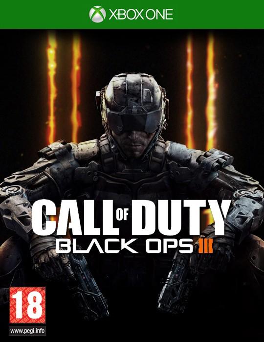 Call of Duty: Black Ops 3 (III) Русская Версия (Xbox One)