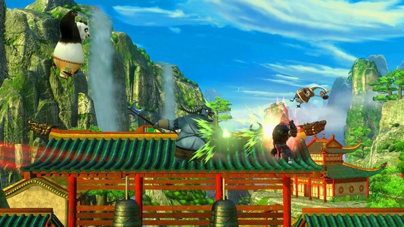 КУНГ-ФУ ПАНДА: решающий поединок легендарных героев (Kung Fu Panda: Showdown of Legendary Legends) (Xbox 360)