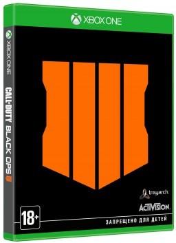 Call of Duty: Black Ops 4 Русская Версия (Xbox One)