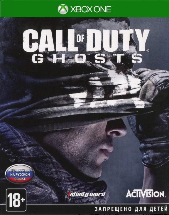 Call of Duty: Ghosts Русская Версия (Xbox One)