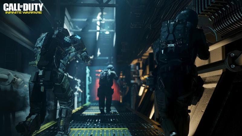 Call of Duty: Infinite Warfare Русская Версия (Xbox One)