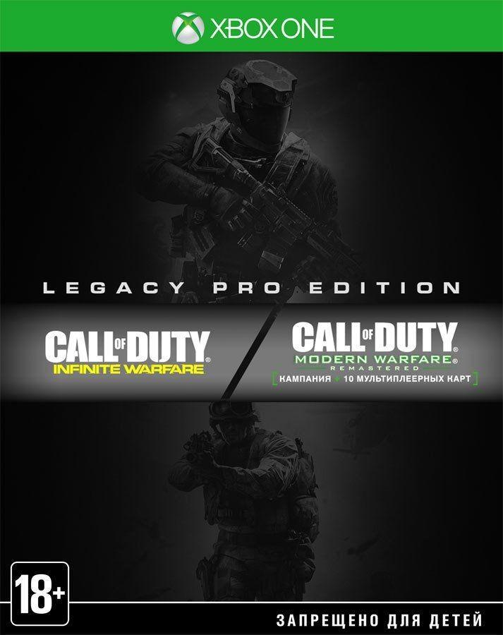 Call of Duty: Infinite Warfare Legacy Pro Edition (Xbox One)