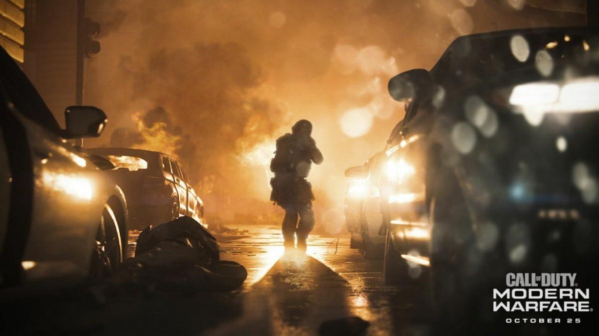 Call of Duty: Modern Warfare (2019) Русская Версия (Xbox One)
