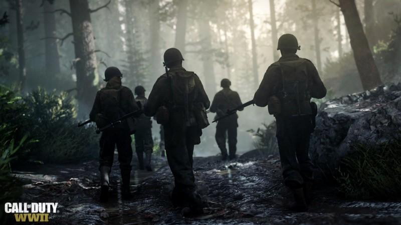 Call of Duty: WWII (World War 2) Русская Версия (Xbox One)