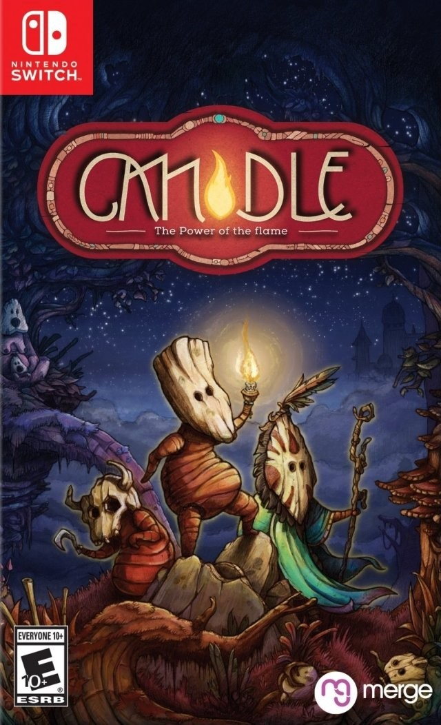 Candle: The Power of the Flame Русская Версия (Switch)