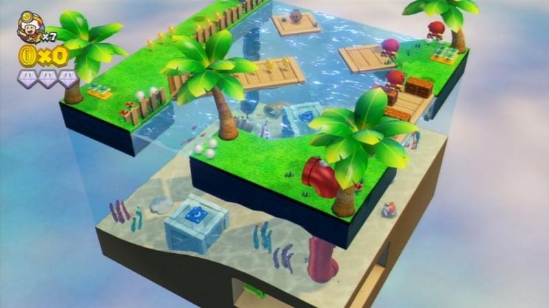 Captain Toad Treasure Tracker (Switch)