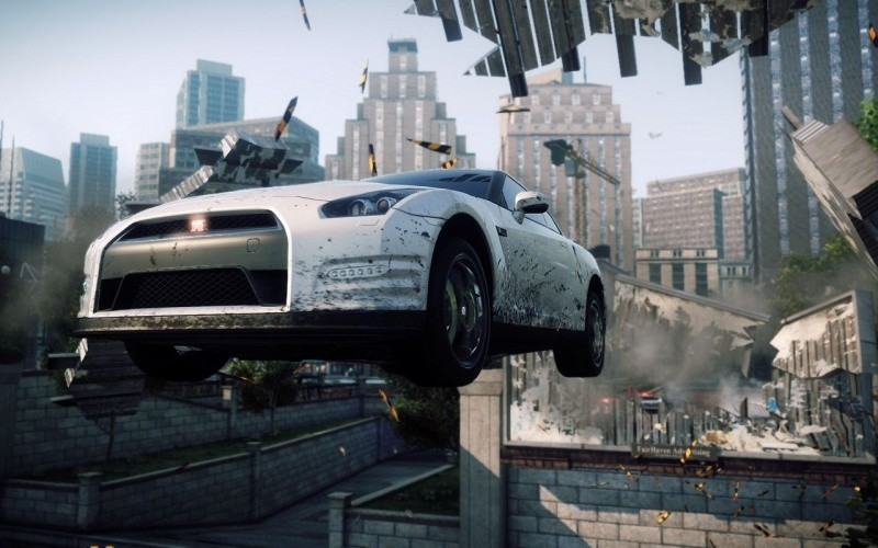 Need for Speed: Most Wanted 2012 (Criterion) с поддержкой PS Move Русская Версия (PS3)