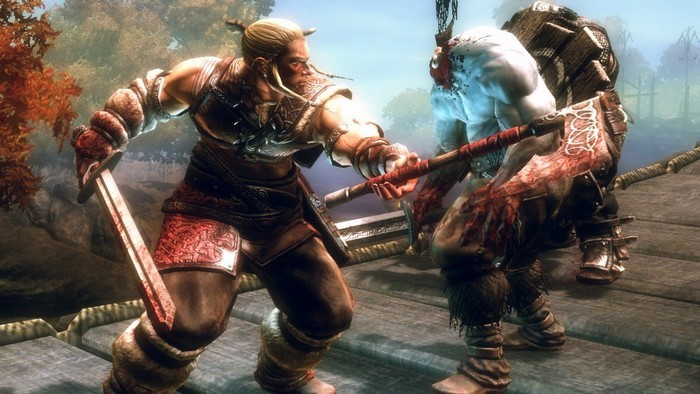 Viking: Battle for Asgard (PS3)