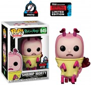 Фигурка Funko POP! Vinyl: Рик и Морти (Rick and Morty) Креветка Морти (Shrimp Morty (Exc)) Эксклюзив для New York Comic Con 2019 (NYCC Exclusive) (43380) 9,5 см
