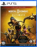 Mortal Kombat 11 Ultimate. Limited Edition (PS5)