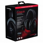 Гарнитура HyperX Cloud II (Gun Metal)