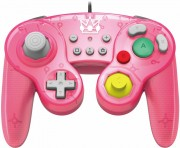 Геймпад проводной Hori Battle Pad Peach HORI (NSW-135U) (Switch)