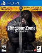 Kingdom Come: Deliverance Royal Edition Русская Версия (PS4)