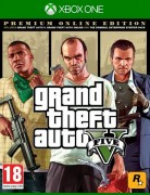GTA: Grand Theft Auto 5 (V) Premium Online Edition Русская Версия (Xbox One)